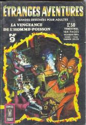 Étranges aventures (1re série - Arédit) -9- La Vengeance de l'Homme-Poisson