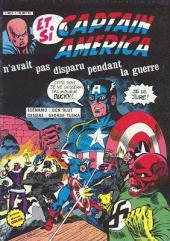 Et si... -2- Et si...Captain America n'avait pas disparu pendant la guerre ?