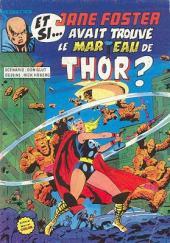 Et si... -3- Et si...Jane Foster avait trouvé le marteau de Thor ?
