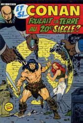 Et si... -4- Et si...Conan foulait la Terre au 20° siècle ?