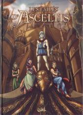 Les exilés d'Asceltis -1- Messager blanc