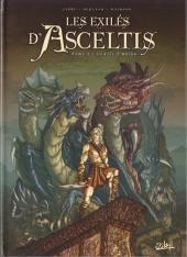 Les exilés d'Asceltis -2- Le fils d'Obion