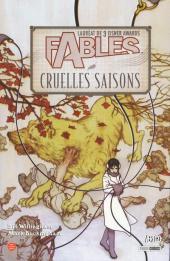 Fables -6- Cruelles saisons