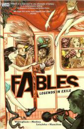 Fables (2002) -INT01- Legends in exile