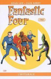 Fantastic Four (L'intégrale) -2- Fantastic Four : L'intégrale 1963