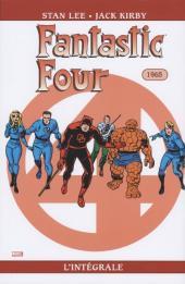 Fantastic Four (L'intégrale) -4- Fantastic Four : L'intégrale 1965