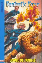 Fantastic Four (Marvel Kids) -1- Drôle de famille