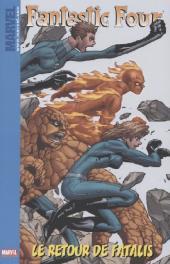 Fantastic Four (Marvel Kids) -2- Le retour de Fatalis