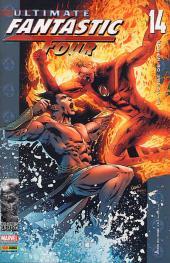Ultimate Fantastic Four -14VC- La tombe de Namor