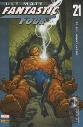 Ultimate Fantastic Four -21- Guerre cosmique (2)