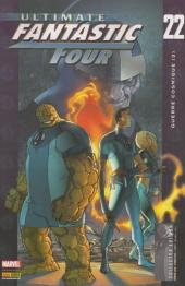 Ultimate Fantastic Four -22- Guerre cosmique (3)