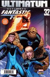 Ultimate Fantastic Four -32- Qui pourra sauver Jane ?