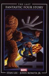 Fantastic Four (1961) -HS- The last Fantastic Four story
