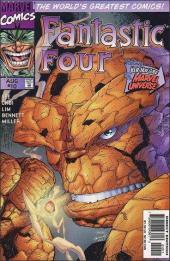 Fantastic Four (1996) -10- Madmen & prophets