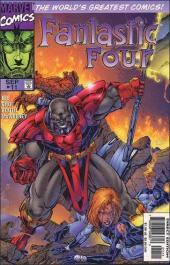 Fantastic Four (1996) -11- Hark the herald
