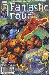 Fantastic Four (1996) -1- Renaissance
