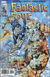 Fantastic Four (1996) -2- Repercussions