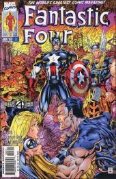Fantastic Four (1996) -3- Revelations
