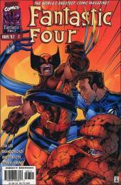 Fantastic Four (1996) -7- Into the negative zone