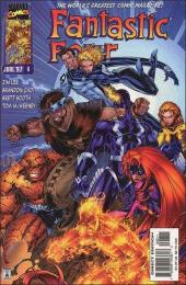 Fantastic Four (1996) -8- The ties that bind