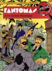 Fantômas (Dellisse/Laverdure) -2- Juve contre Fantômas