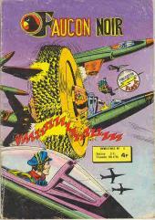 Faucon Noir (Arédit - Publication Flash) -8- La scie volante