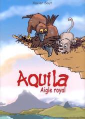 La faune des Pyrénées -3- Aquila - Aigle royal