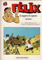 Félix (Le magazine du suspense) -1- Volume 1