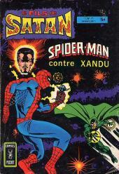 Le fils de Satan -17- Spider-man contre xandu
