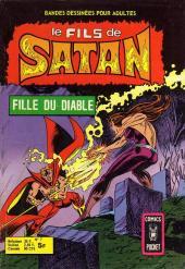 Le fils de Satan -7- Fille du diable