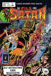 Le fils de Satan -1- Au royaume des maudits