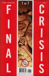 Final Crisis (2008) -1- D.O.A. : the god of war