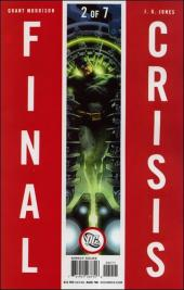 Final Crisis (2008) -2- Ticket to Blüdhaven