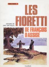 Vivants témoins -2- Les Fioretti de François d'Assise