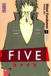 Couverture de Five -1- Tome 1