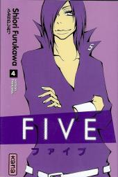 Couverture de Five -4- Tome 4