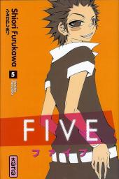 Couverture de Five -5- Tome 5