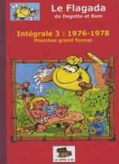 Le flagada -INT3- Intégrale 3 : 1976-1978