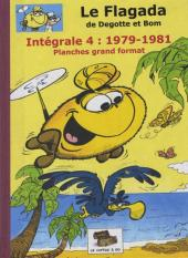 Le flagada -INT4- Intégrale 4 : 1979-1981
