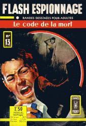 Flash espionnage (1re série) -13- Le code de la mort
