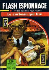 Flash espionnage (1re série) -17- Le corbeau qui tue