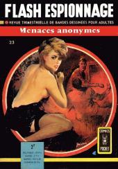 Flash espionnage (1re série - Arédit) -23- Menaces anonymes