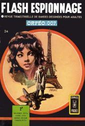 Flash espionnage (1re série) -24- ORFEO 007