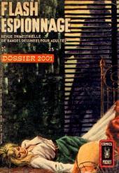 Flash espionnage (1re série) -25- Dossier 2001