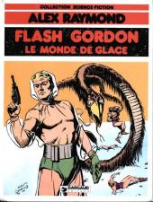 Flash Gordon (Dargaud) -3- Le monde de glace