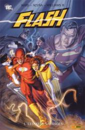 Flash (Panini) -1- Les west sauvages