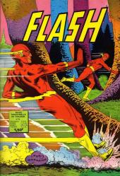 Flash (Arédit - Pop Magazine/Cosmos/Flash) -15- Qui a volé la super-vélocité de Flash ?