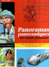 Fluidoscope - Panoramas panoramiques du monde planétaire