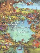 La Fontaine aux fables -2- Volume 2