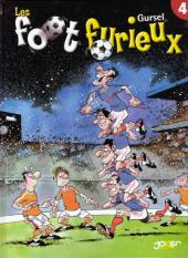 Les foot furieux -4- Tome 4